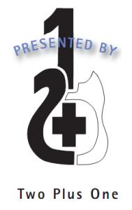 2 Plus 1 Logo
